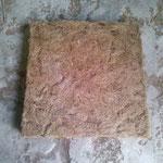 Filtro en Fibra de Coco 50 x 50 x 07 cms.