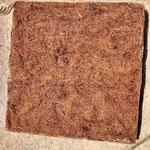 Filtro en Fibra de Coco 50 x 50 x 03 cms.