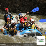 Rafting in Bulgarien