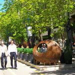 Cafés in Sofia, Bulgarien