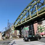 松住町架道橋・アーチのまち秋葉原を歩く・180603・トホホジムソ