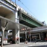 秋葉原駅架道橋・アーチのまち秋葉原を歩く・180603・トホホジムソ