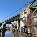 神田川橋梁・アーチのまち秋葉原を歩く・180603・トホホジムソ