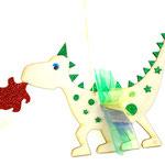 Drachen-Bastelset
