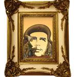 Che Guevara, 2000 (Öl auf Leinwand, 18 x 24cm)
