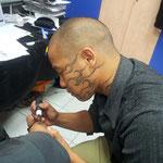 tatouage temporaire jagua
