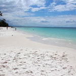 http://blog.thecheaproute.com/hyams-beach-whitest-sand-beach-in-the-world/
