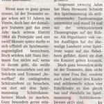 Hans Hermann Schmidt - 50 Jahre Spielmannszug (Quelle: Hadler Kurier 29.07.2015)
