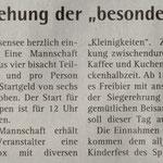 Vorbericht Ortsbegehung 2014 (Quelle: Hadler Kurier 26.02.2014)
