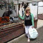 Bagging bargains in Lanzarote