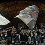 Curva Nord Forever Boys Sciarpata (Virtus Granarolo Bologna Basket)