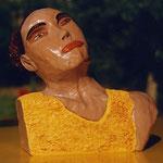 Epreuve 31x29x11   1/1 plâtre peint