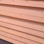 Bauholz Kreissägeschnitt, Längen bis 12 m möglich