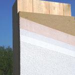 Holzweichfaser Putzträgerplatte auf MHM