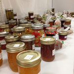 Handmade food goodies