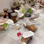 Handmade goodies and baked items