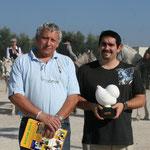 Avignon 2011: Patrick QUILLIET et Jessy MOREAU