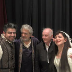 Simone Boccanegra with Placido Domingo, Daniel Barenboim and Krassimira Stoyanova