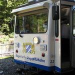 Zahnradbahn Zugspitze