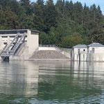 Staudamm Forggensee