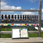Glockenspiel am Neunerköpfle