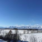 日高山脈1