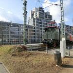 Frankfurt am Main - Gallus - Idsteiner Str. - DB Zentrale