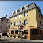 Frankfurt/M. - Gallus - Lorsbacher Str. / Josbacher Str. - Hotel Frankenhof