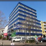 Frankfurt Gallus - Mainzer Landstr. / Schwalbacher Str.