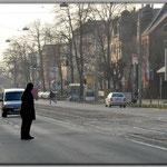 Frankfurt Gallus - Ackermannstr. / Mainzer Landstr.