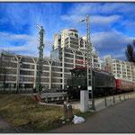 Frankfurt - Gallus - Idsteiner Str./Stephansonstr.