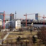 Frankfurt am Main - Bockenheim - Rebstockpark
