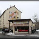 Frankfurt Gallus - Kiosk Idsteiner Str. / Schloßborner Str.