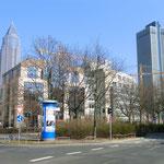 Frankfurt am Main - Gallus - Kölner Str. / Frankenallee