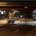 Frankfurt Gallus - Straßenbahnhaltestelle Galluswarte