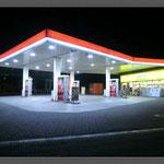 Frankfurt Gallus - Tankstelle Mainzer Landstr. / Schloßborner Str.