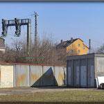 Frankfurt Gallus - Blick vom Gallus Industriepark