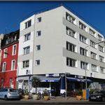 Frankfurt Gallus - Krifteler Str. / Lahnstr.