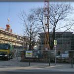 Frankfurt Gallus - Idsteiner Str. - Hellerhofschule