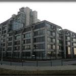 Frankfurt Gallus - DB Zentrale Idsteiner Str. / Stephansonstr.