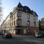 Frankfurt Gallus - Frankenallee / Lorsbacher Str.
