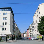 Frankfurt Gallus - Mainzer Landstr. / Speyerer Str.