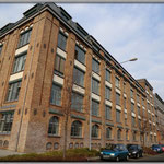 Frankfurt Gallus - ehem. Adlerwerke - Keyerstr.