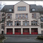 Frankfurt Gallus - Feuerwache 3 - Frankenallee