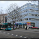 Frankfurt Gallus - Mainzer Landstr.