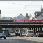 Frankfurt Gallus - Mainzer Landstr. / Galluswarte