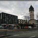 Frankfurt Gallus - Mainzer Landstr. - Galluswarte