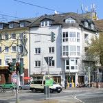 Frankfurt Gallus - Mainzer Landstr. / Hufnagelstr.