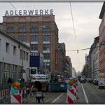 Frankfurt Gallus - Kleyerstr. - Adlerwerke