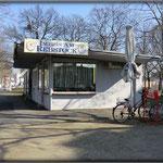 Frankfurt Gallus - Mainzer Landstr. / Rebstöcker Str. - Kiosk